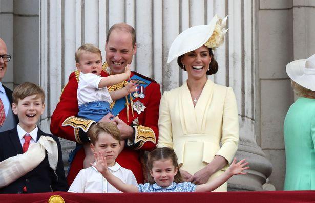 キャサリン妃が子どもたちの微笑ましい動画を投稿