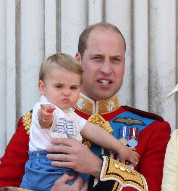 レアな動画に登場したルイ王子