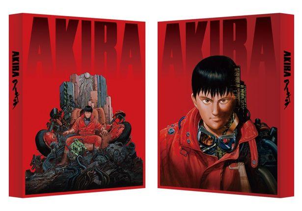 『AKIRA』4Kリマスターセットは4月24日発売。9800円(税別)。発売・販売元:バンダイナムコアーツ