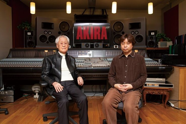 芸能山城組組頭・山城祥二とサウンド・エンジニア名倉靖が『AKIRA』の音を語る!