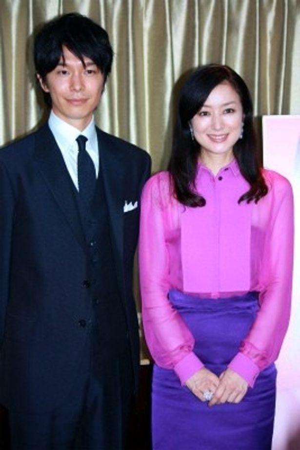 『セカンドバージン』の撮影現場で鈴木京香と長谷川博己を直撃
