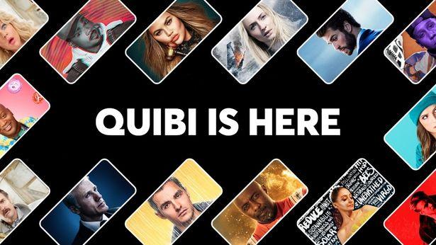 現地時間4月6日にスタートしたストリーミングサービス「Quibi」