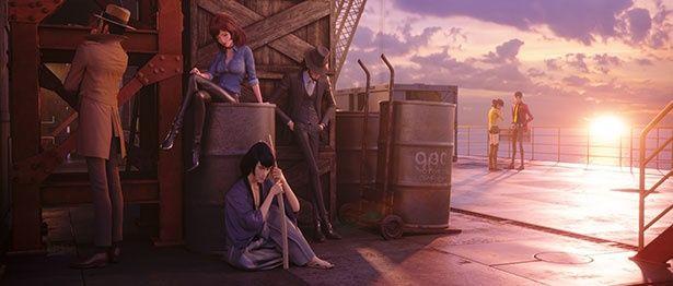 『ルパン三世 THE FIRST』の豪華版Blu-ray〈ブレッソン・ダイアリーエディション〉が6月3日(水)にリリース決定!