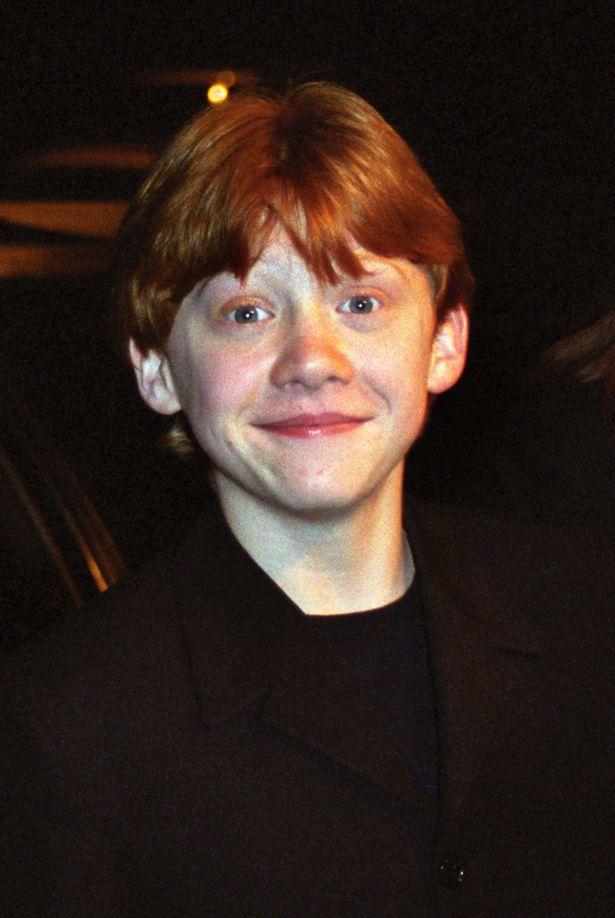 人気ファンタジー「ハリー・ポッター」でロン役を務めたルパート・グリント