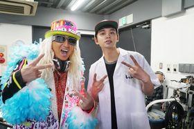 DJ KOOと北村匠海が息ぴったりのビートを刻む!『とんかつDJアゲ太郎』特別映像が到着
