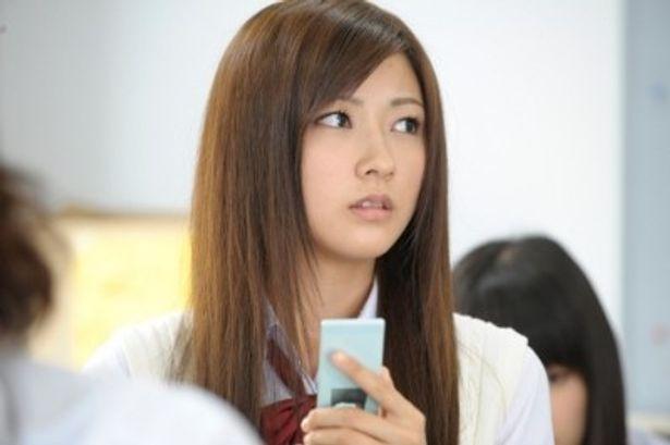 『王様ゲーム』で主演を務めることが決まった熊井友理奈