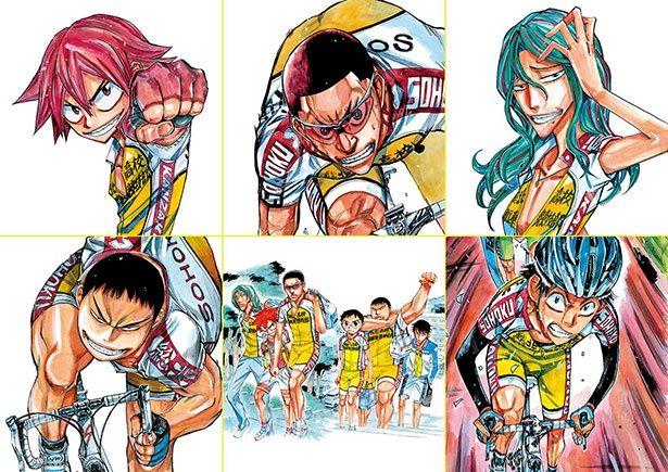 【写真を見る】累計2500万部突破の人気スポーツ青春漫画「弱虫ペダル」を実写映画化!原作とのソックリ度は?