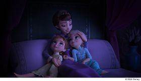 本日先行デジタル配信スタート!『アナと雪の女王2』8分超えの本編冒頭映像が公開