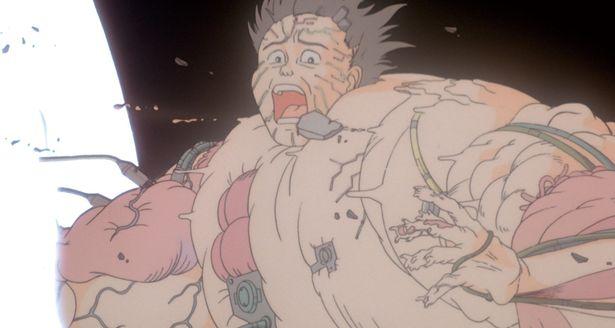 【写真を見る】鉄雄は薬物を投与されて超能力に覚醒。暴走の果てに異形化する