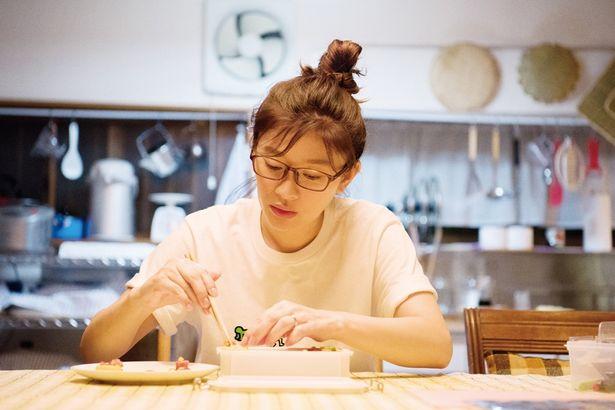 ビジュアル強めなキャラ弁やひと手間が体にうれしいレシピまで、食卓が充実する映画をまとめてご紹介!(『今日も嫌がらせ弁当』)