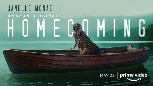 ジャネール・モネイ主演の「ホームカミング」シーズン2は、5月22日(金)よりAmazon Prime Videoにて独占配信