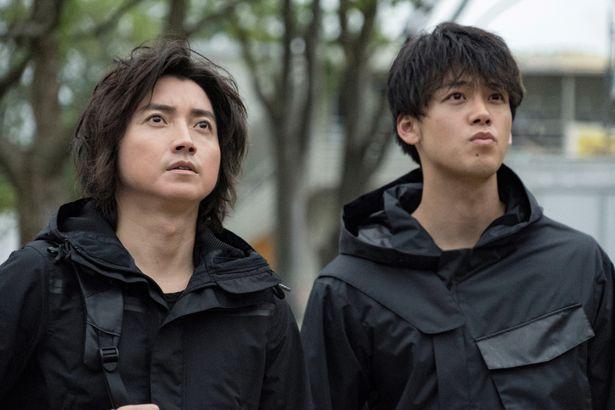連続ドラマ「太陽は動かない」の第1話が、15日(金)から先行無料配信!