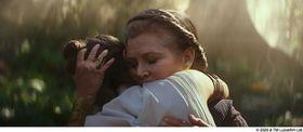 キャリー・フィッシャーの娘が母の気持ちを代弁…『スター・ウォーズ』完結編、MovieNEXがあす発売