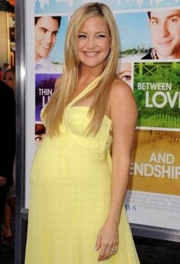 【写真】7月9日にロサンゼルスで男の子を出産したケイト・ハドソン