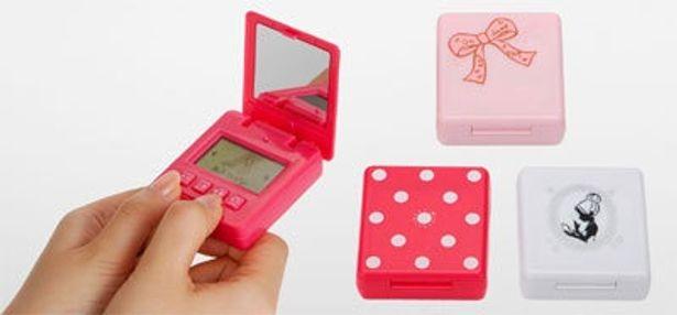 """あなたの""""モテ指数""""が判定できる携帯液晶ツール「女試し。」(全3色・各2499円)"""