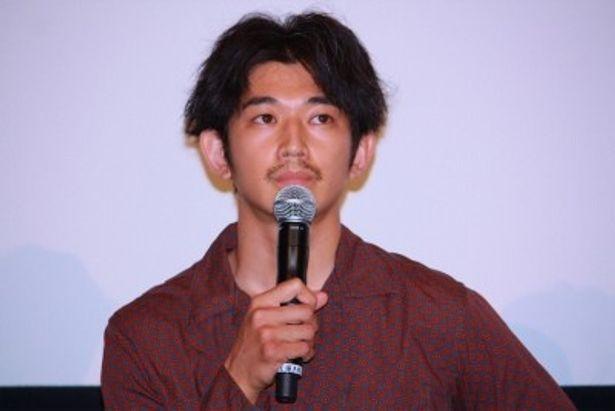郵便局員・柴山寛治役の瑛太