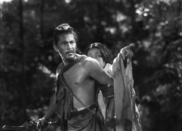 三船敏郎に京マチ子…日本の役者を世界に知らしめた『羅生門』