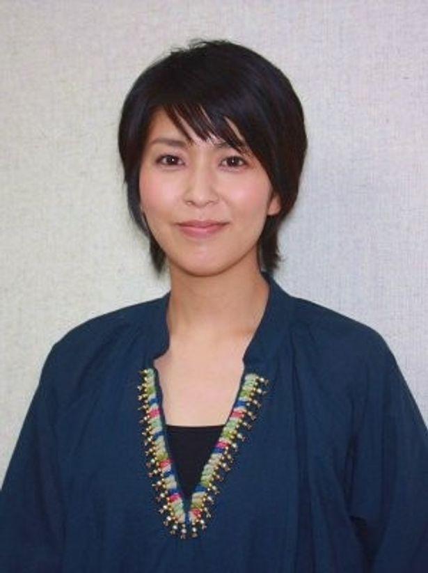 原田芳雄主演の人情喜劇『大鹿村騒動記』に出演した松たか子