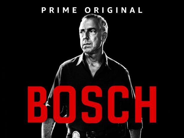 ロサンゼルス市警の刑事を描いた「BOSCH ボッシュ」