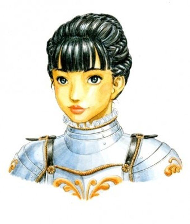広報官として映画の情報提供などで活躍する、新キャラクターのクララ・ド・ポラス