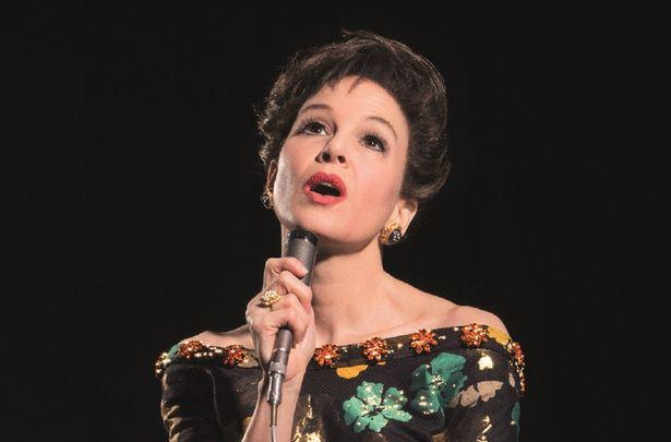 伝説の女優ジュディ・ガーランドの晩年を演じ、見事に復活を遂げた