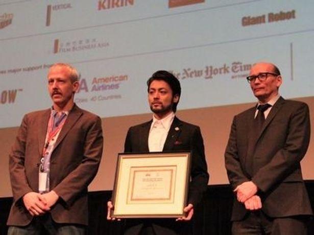 【写真】今年のニューヨーク・アジア映画祭では、山田孝之が日本人初のライジング・スター・アワードを受賞