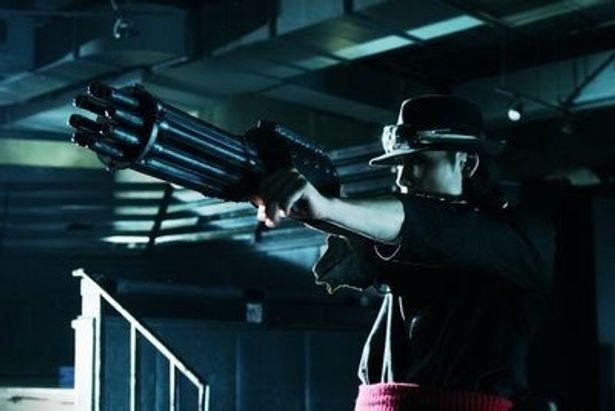 ニューヨーク・アジア映画祭で上映予定の『極道兵器』
