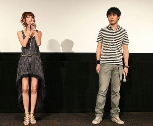 インタビューはTOHOシネマズ六本木で開催のイベント「ロッポンギ・アニメ・ナイト」の合間に行われた