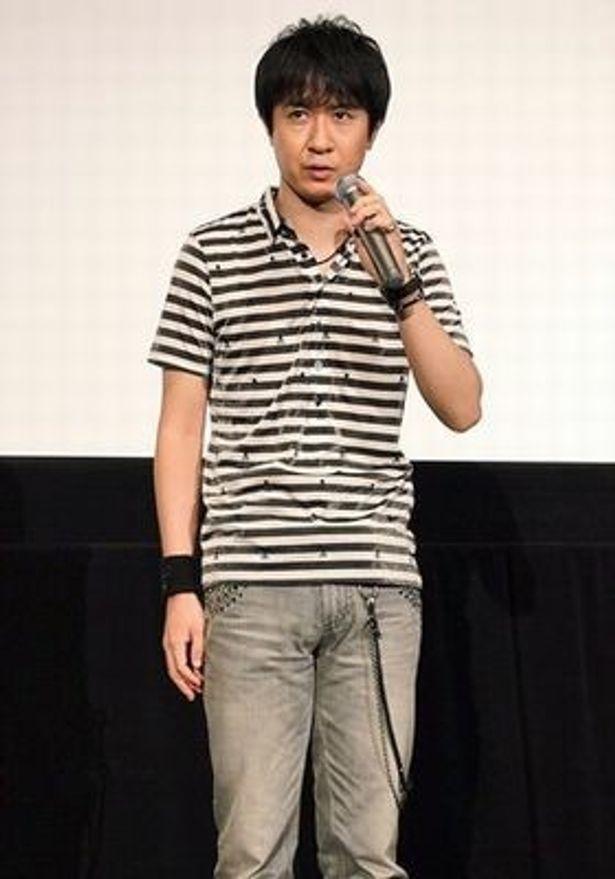 ショーン・ファリス演じる草薙京の吹替を担当した杉田智和。原作ゲームの大ファンでもある
