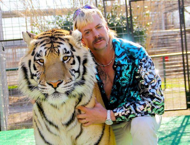 """トラを愛する""""ジョー・エキゾチック""""ことジョゼフ・マルドナド=パッセージ"""