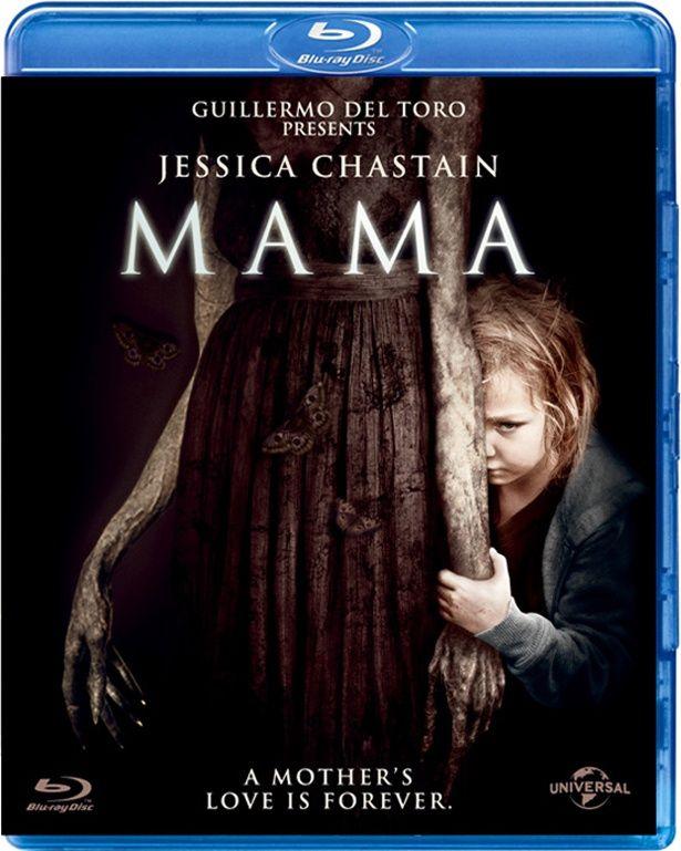 『MAMA』(13)のパッケージは発売中