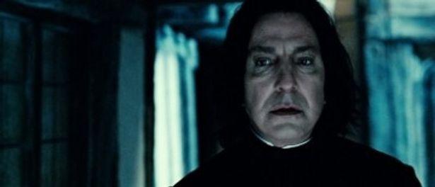 【写真】スネイプはヴォルデモートの味方だったのか?それともハリーの味方だったのか?