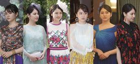 長澤まさみのドレス姿ずらり!『プリンセス編』でもダー子が美しい