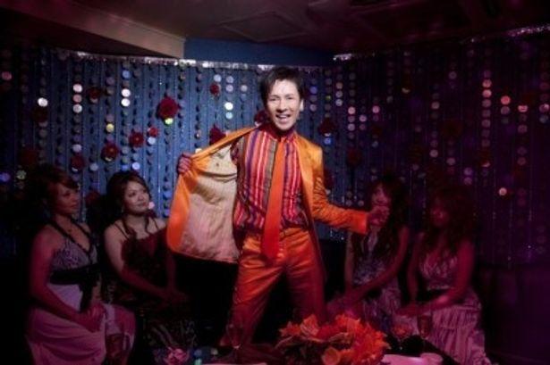 【写真】デビュー40周年の郷ひろみは、本作で22年ぶりの映画出演