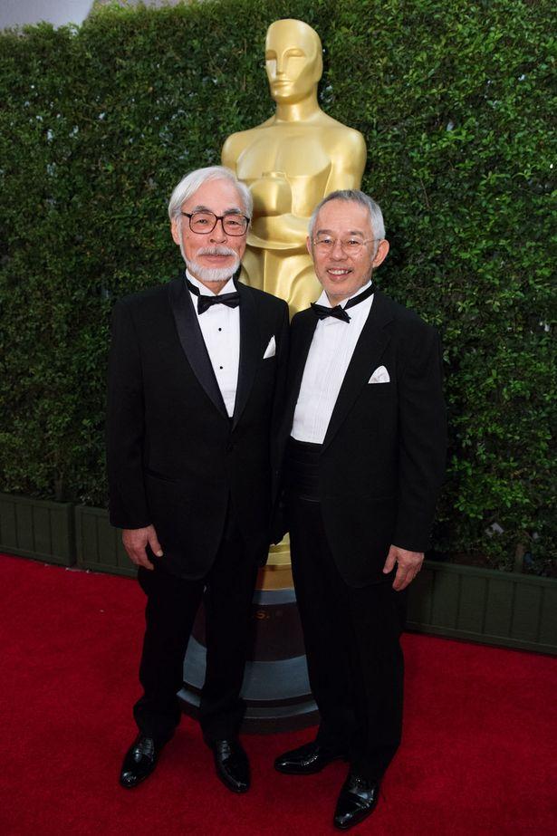 鈴木敏夫プロデューサーは最新作について「今後3年以内に完成させたいと思う」