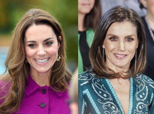 キャサリン妃とレティシア王妃、現在のファッションが対照的?