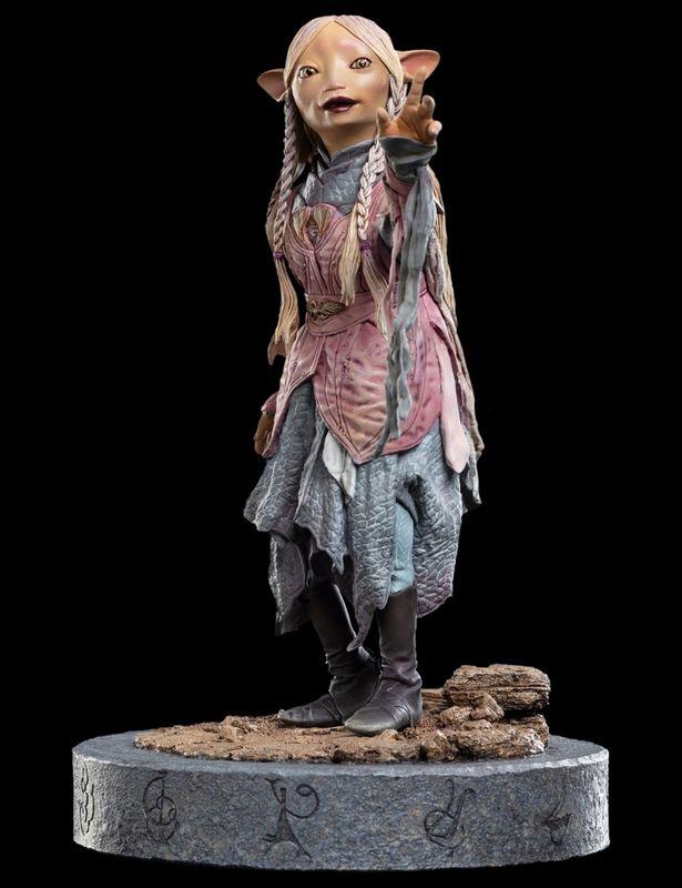 メインキャラクターの一人、王女ブレアを立体化した「ダーククリスタル: エイジ・オブ・レジスタンス/ ブレア 1/6スケール スタチュー」