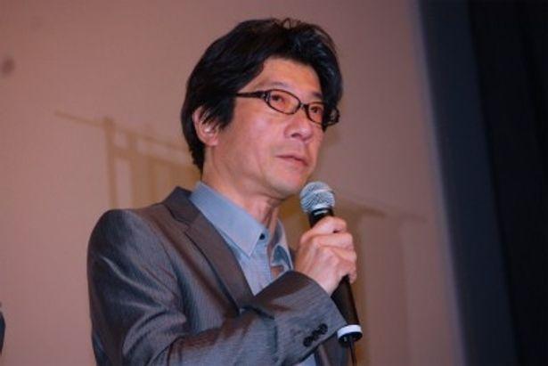 原田芳雄と組むのは7本目となった阪本順治監督