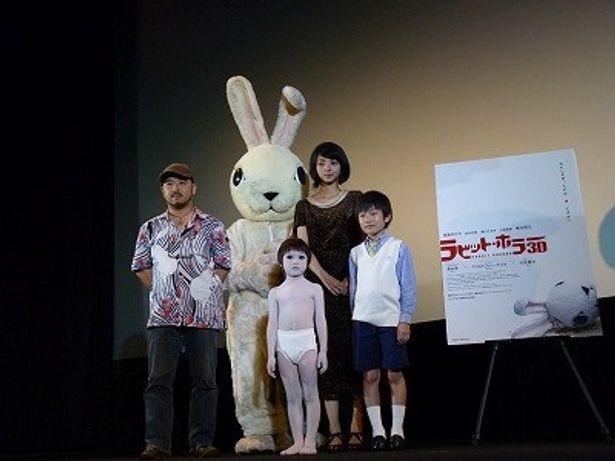 『ラビット・ホラー3D』は9月17日(土)より3Dにて全国公開
