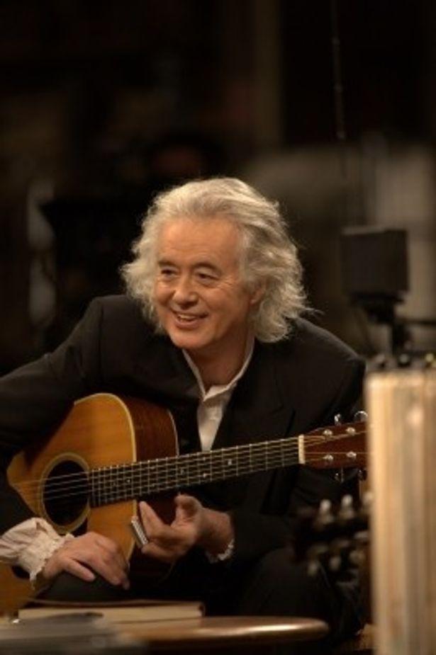 伝説的ギタリストの一人であるジミー・ペイジ御大のプレイに感涙