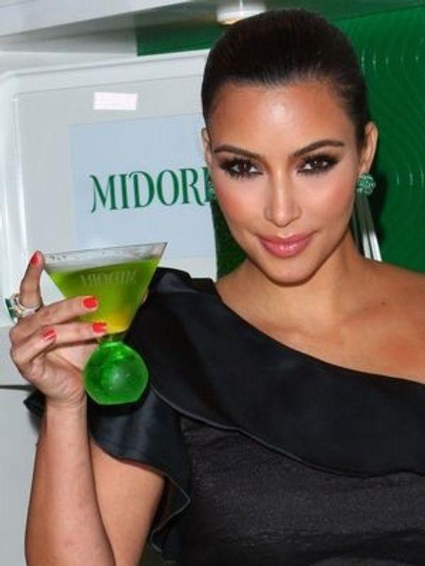 パリスと並ぶリアリティー番組の人気スターの一人であるキム・カーダシアン