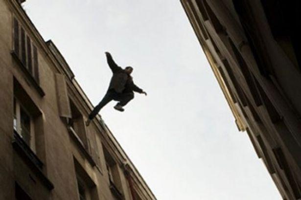 愛する人のためなら、俺は空も飛べる!