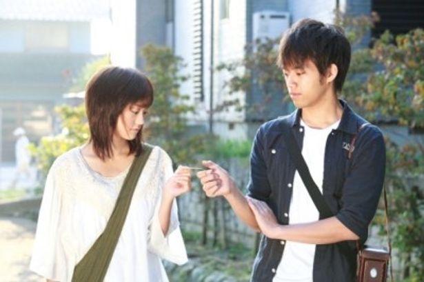 『乱反射』では本当の恋を知らず誰かを思う気持ちも理解できない、ピュアな女子高生を演じる桐谷美玲