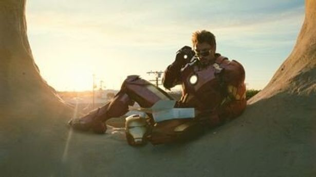 6位には『アイアンマン2』。7位も『アイアンマン』とシリーズが続いた