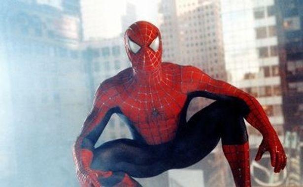 スパイダーマンの手首から糸を飛ばしてクモの巣を張る能力は得票率3%で9位と以外にも低かった