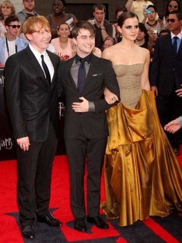 【写真】『ハリー・ポッターと死の秘宝 PART2』が最終作にしてシリーズ初の10億ドル突破を果たした