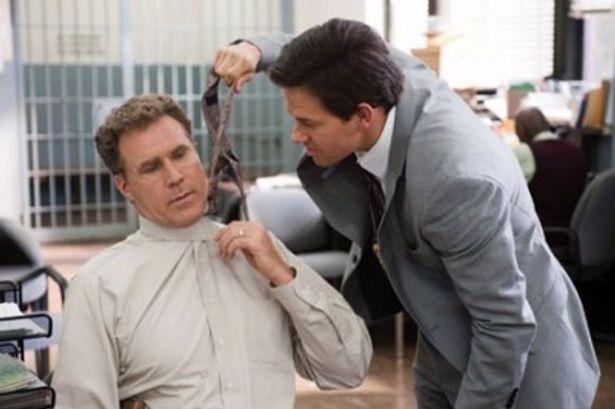 【写真】ウィル・フェレル(右)とマーク・ウォールバーグのおかしなやりとりに爆笑必至!