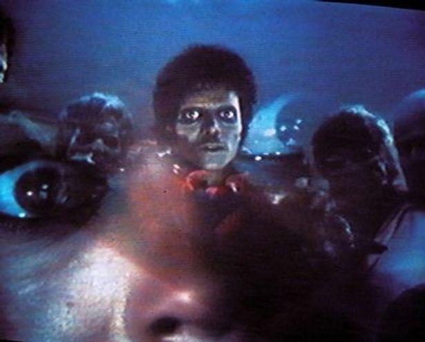 【写真】1980年代、1990年代、2000年代の30年に渡るミュージックビデオの人気投票で、1980年代の1位に輝いたマイケルジャクソンの「Thriller」