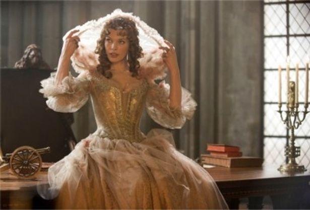 第24回東京国際映画祭の公式オープニング作品としての出品が決まった『三銃士 王妃の首飾りとダ・ヴィンチの飛行船』