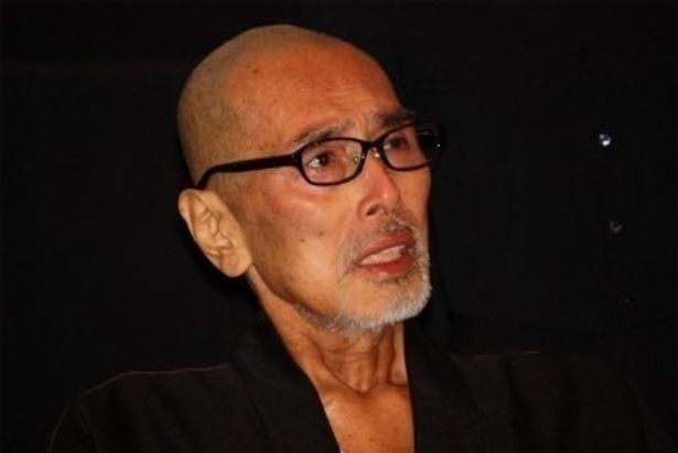 先月19日に逝去した個性派俳優の原田芳雄氏。本作が遺作となった